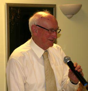 Geoff speaking