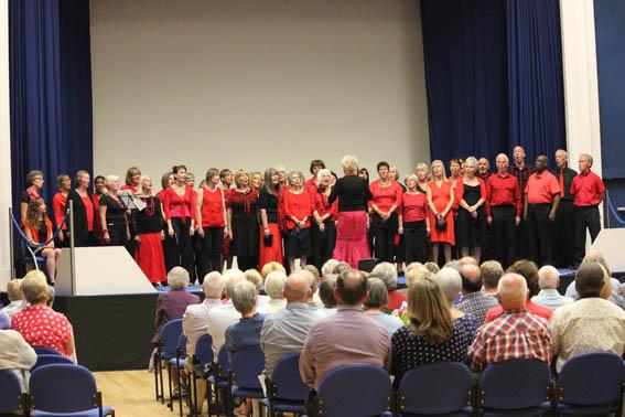 GH choir, Pera