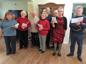 SCalford Court Carols 2015